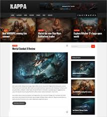 48 gaming website themes u0026 templates free u0026 premium templates