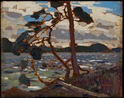 wind art tom thomson catalogue raisonné the west wind winter 1916 u201317