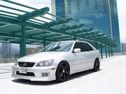 lexus i300 autoland 2004 lexus is300 53k blk leather auto drop rims