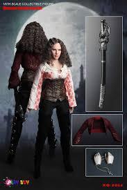 Van Helsing Halloween Costume Van Helsing Anna Female Monster Hunter 1 6 Scale Figure Play