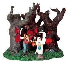 93721 boot hill undertaker lemax spooky town halloween village