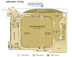 morgantown event center waterfront place hotel events floor plans