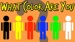 color personality test what color are you personality test mister test youtube