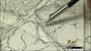 lake lanier map newly discovered lake lanier maps uncover submerged businesses