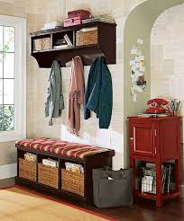 Designs Ideas Barn Entryway Decor With Traditional Style Bench