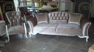www livingroom gray velvet avant garde exclusive sofa set living room design