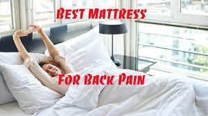 Best Mattress For Side Sleeper Best Mattress For Lower Back Pain Cc Sleep