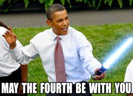 May The Force Be With You Meme - president obama may the force be with you know your meme