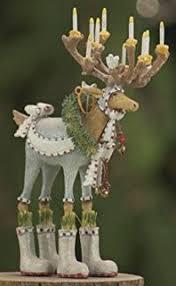 patience brewster set of 8 mini dashaway reindeer