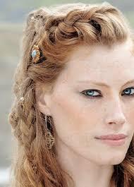 viking hairstyles vikings tv show inspiring hairstyles with braids viking