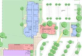 Cafeteria Floor Plan by St Ignatius Parish Mobile U2013 Master Plan U2013 Middle And