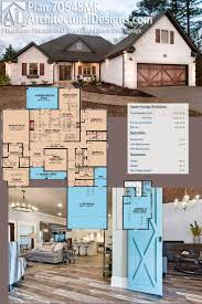 25 best architectural design house plans ideas on pinterest plan 70545mk 3 bed house plan with brick exterior and bonus over garage