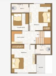 Toddler Room Floor Plan by Property Planet