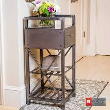 versa x accent cart boltz steel furniture
