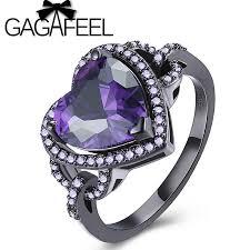 unique fashion rings images Gagafeel unique big love heart rings for women fashion design jpg
