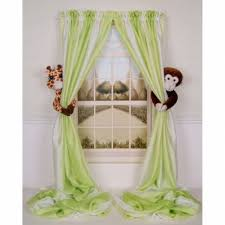 Jungle Curtains For Nursery Jungle Curtains