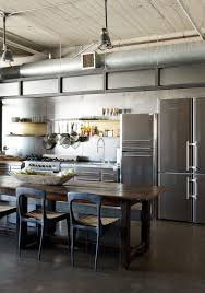 kitchen designers los angeles modern los angeles loft kitchen renovation with stainless steel