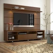 Interior Design For Tv Cabinet Manhattan Comfort Cabrini Tv Stand And Floating Wall Tv Panel With