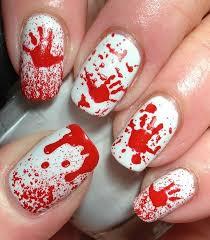creepy nail art inspiration top 8 step for celebrates halloween