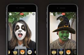halloween president masks facebook introduces halloween themed face filters for live videos