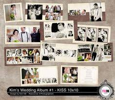 Vintage Wedding Album Vintage Wedding 12x12 Album U2013 Crave Design Template