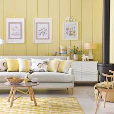 yellow livingroom wall decor decorating with yellow walls living room yellow