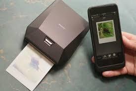 compact photo printer printer reviews cnet