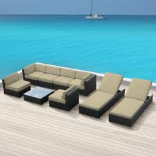 Best Quality Patio Furniture - high quality white rattan outdoor furniture promotion shop for