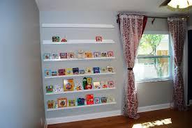 home made bookshelves wall shelves design white wall shelves for nursery with hooks