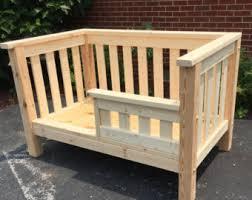 homemade toddler bed wooden toddler bed