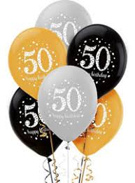 50th birthday balloon delivery 50th birthday balloons party city