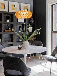 center base dining table houzz tulip table houzz