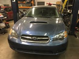 subaru sedan legacy 2005 subaru legacy gt sedan complete part out the subie recycler