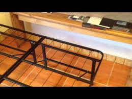 Premier Platform Bed Frame Buy Premier City Scape Metal Platform Bed Frame In Cheap