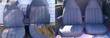 Car Interior Cloth Repair Car Upholstery Automotive Seat Repair Custom Reupholstery