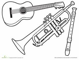 cello coloring page music coloring page worksheets music worksheets and music education