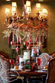 115 best decorate your chandeliers images on pinterest christmas