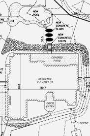 residential site plan residential everett alan land surveying engineered site