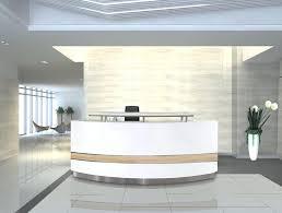 Reception Desk Designs Modern Reception Desk Reception Design Contemporary Reception Desk