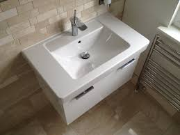 villeroy u0026 boch basin with hansgrohe tap installed by aquanero