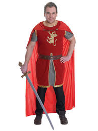 king richard king richard lion heart costume mens medieval knight fancy