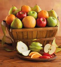 fruit gift organic fruit gift basket pears oranges and more harry david