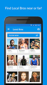 Seeking When Your Bro Gets A The Bro App Bro Android Apps On Play
