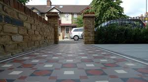 Victorian Mosaic Floor Tiles Victorian Mosaic Tile Path Granite Paving York Stone Bespoke Bike