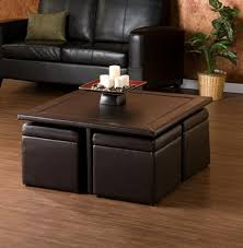 Storage Ottoman Coffee Table Collection In Coffee Table Storage Ottoman With Inspiring Coffee