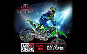 freestyle motocross tickets aus x open sydney 2016 ticket offer shannons club