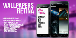 wallpaper upload on google wallpaper retina android by appteve codecanyon
