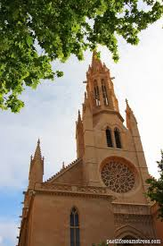 spain palma de mallorca balearic beauty