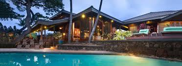 Oahu Luxury Homes by Hawaii Vacation Rentals Hawaii Vacation Homes Big Island