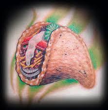 paradise tattoo gathering tattoos carlos lopez taco face